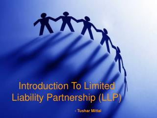 Introduction To Limited Liability Partnership LLP
