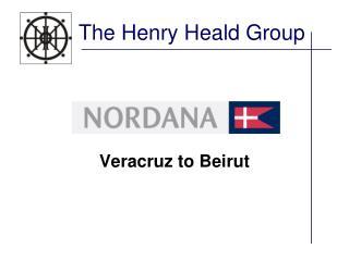 Veracruz to Beirut