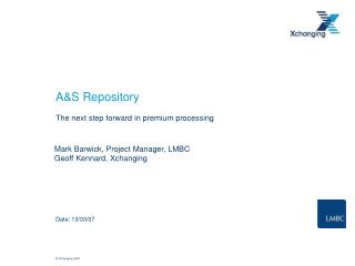 A&S Repository