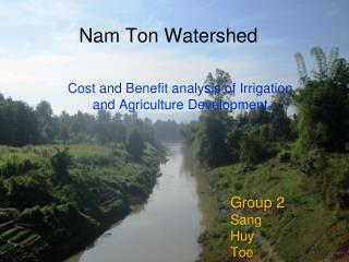 Nam Ton Watershed