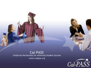 Cal-PASS