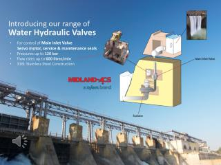 Water Hydraulic Valves