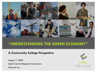 """UNDERSTANDING THE GREEN ECONOMY"""