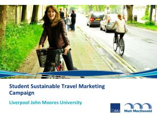 Student Sustainable Travel Marketing Campaign