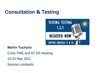 Consultation  &  Testing