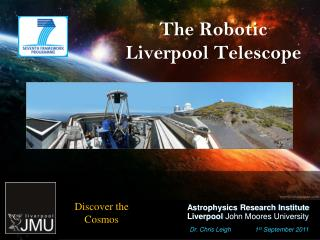 The Robotic Liverpool Telescope