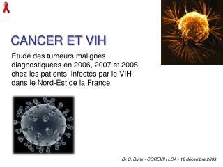 CANCER ET VIH
