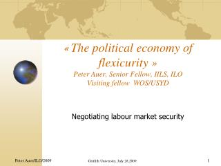 Negotiating labour market security