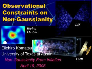 Observational Constraints on Non-Gaussianity