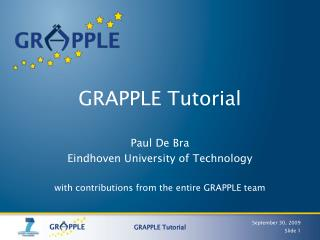 GRAPPLE Tutorial