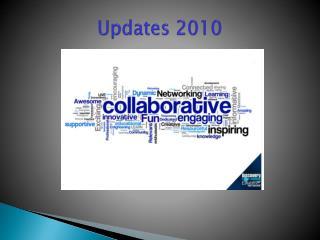 Updates 2010