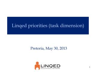 Linqed priorities (task dimension)