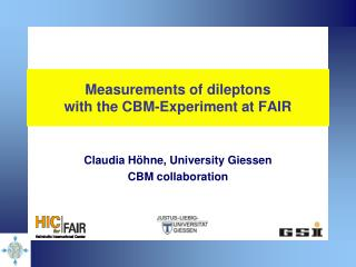 Measurements of dileptons  with the CBM-Experiment at FAIR