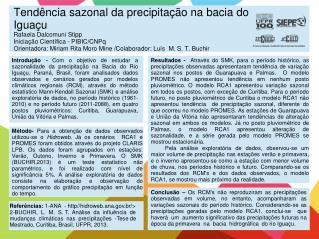 Referências:  1-ANA  - http//hidroweb.ana.br/>