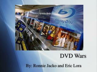DVD Wars