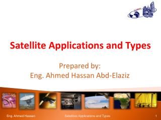 Satellite Applications and Types