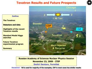 Tevatron Results and Future Prospects