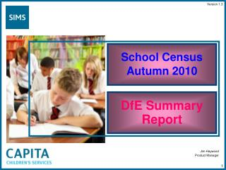 School Census Autumn 2010