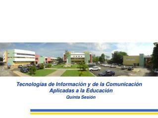 Tecnologías de Información y