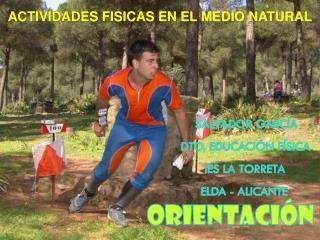 ACTIVIDADES FISICAS EN EL MEDIO NATURAL