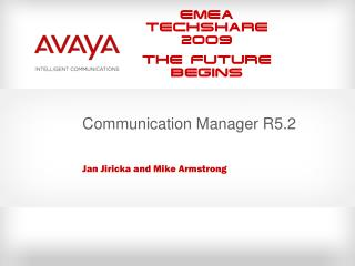 Communication Manager R5.2