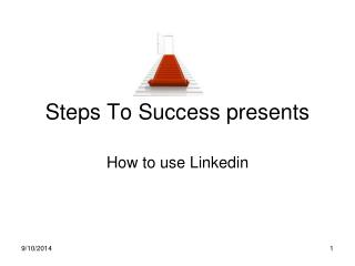 Steps To Success presents