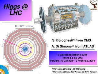 Higgs @ LHC