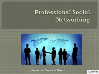 Professional Social Networking