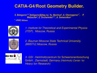 CATIA-G4/Root Geometry Builder.