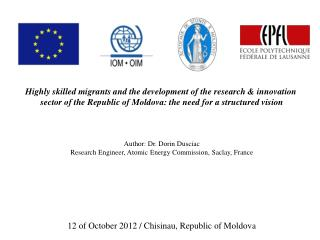 Highly skilled migrants and the development of the research & innovation