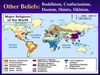 Other Beliefs:
