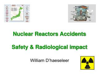 Nuclear Reactors  Accidents Safety & Radiological impact
