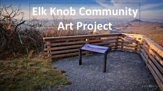 Elk Knob Community Art Project