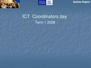ICT  Coordinators day
