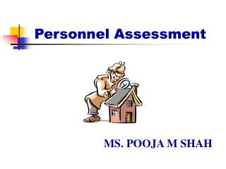 Personnel Assessment