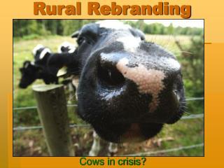 Rural Rebranding