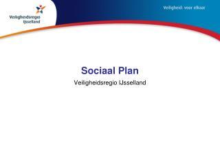 Sociaal Plan