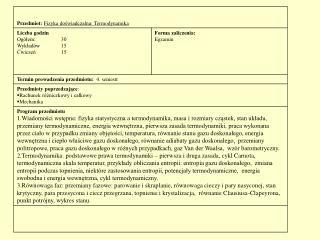 A.I. Anselm, Podstawy fizyki statystycznej i termodynamiki, PWN Warszawa, 1978