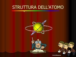 STRUTTURA DELL�ATOMO