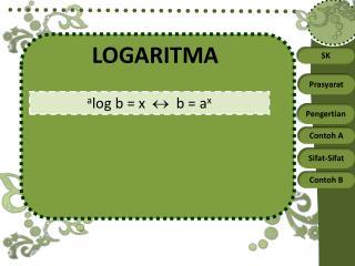 LOGARITMA