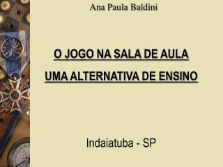 Ana Paula Baldini