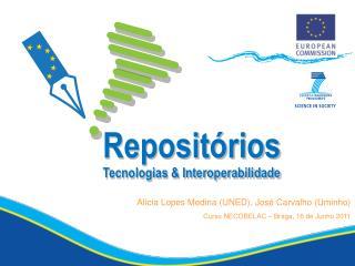 Repositórios Tecnologias & Interoperabilidade