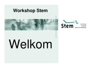 Workshop Stem