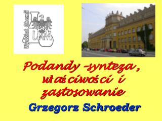Grzegorz Schroeder
