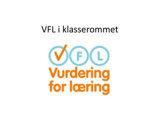 VFL i klasserommet