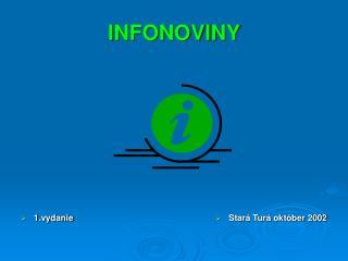 INFONOVINY