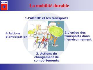 La mobilité durable