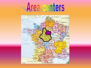 Area centers