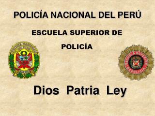 Dios  Patria  Ley