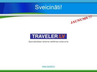 TRAVELER .LV